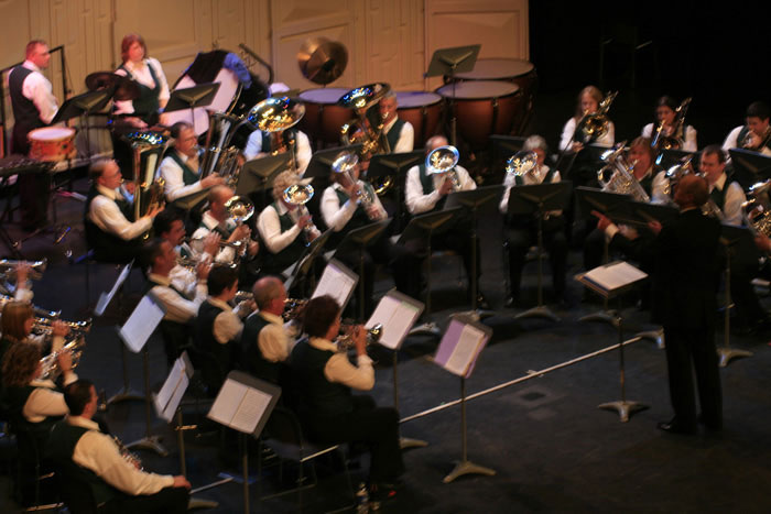 Images from Prairie Brass Band