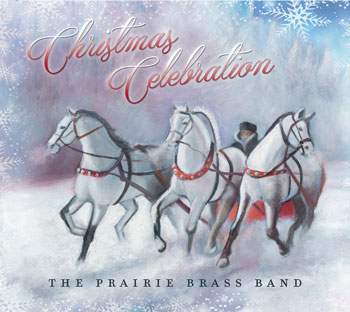 Prairie Brass Christmas Album