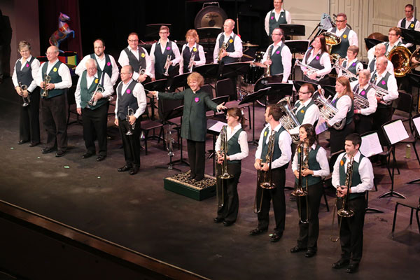contact the Prairie Brass Band