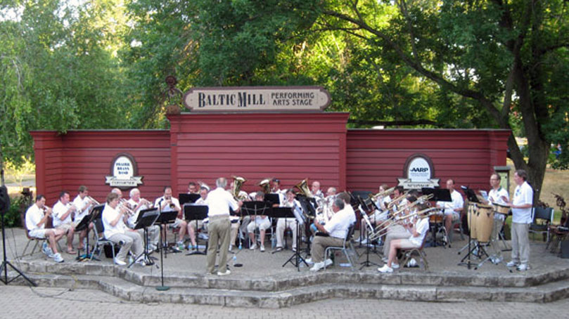 Prairie Brass Band of Arlington Heights IL